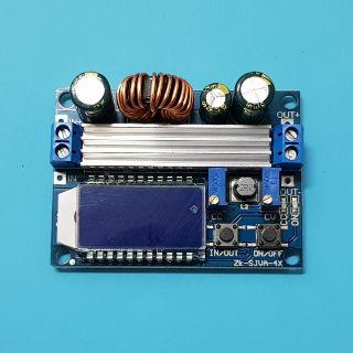 Mạch tăng áp hạ áp tự động ổn áp ổn dòng hiển thị LCD thumbnail
