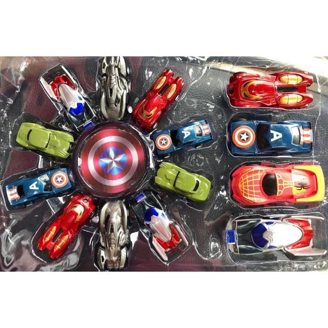 Biệt đội siêu xe 🚗 🚘 🚐