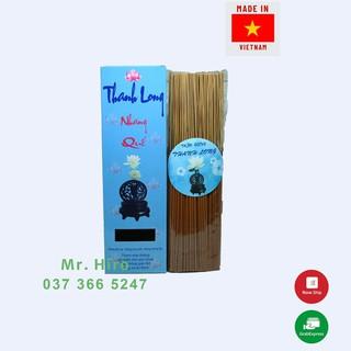Nhang Quế Đỏ Thiên Nhiên Việt Nam Hiệu Thanh Long