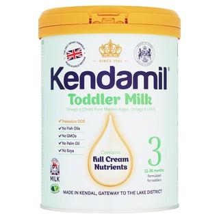 Sữa nguyên kem Hoàng gia Kendamil số 3 900g (Date mới nhất)