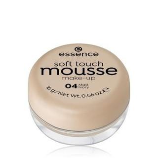 Phấn tươi Essence Mousse Make Up Soft Touch Đức 16g che khuyết điểm dưỡng da cung cấp độ ẩm cho da (phấn_mousse) thumbnail