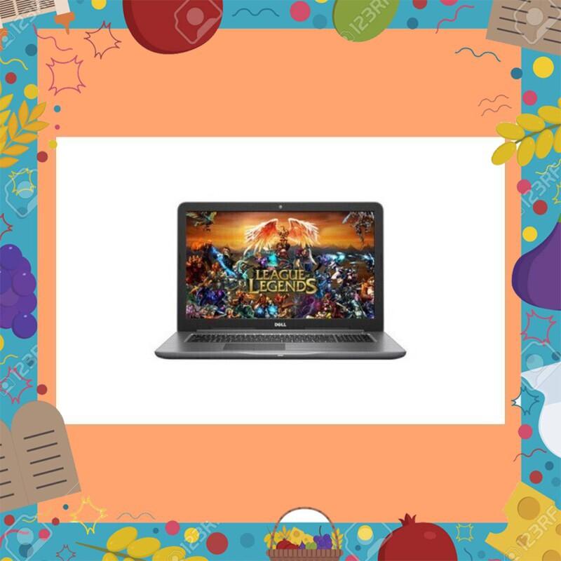 {HOT SALE} Laptop Dell Inspiron N5767 I7-7500U - XXCN42 (Xám) Core™ i7-7500U – Tặng kèm túi NB Dell