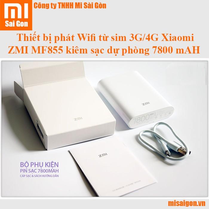 Thiết bị phát Wifi từ sim 3G, 4G Xiaomi ZMI MF855 kiêm sạc dự phòng 7800 mAH - 3112096 , 842540956 , 322_842540956 , 1250000 , Thiet-bi-phat-Wifi-tu-sim-3G-4G-Xiaomi-ZMI-MF855-kiem-sac-du-phong-7800-mAH-322_842540956 , shopee.vn , Thiết bị phát Wifi từ sim 3G, 4G Xiaomi ZMI MF855 kiêm sạc dự phòng 7800 mAH