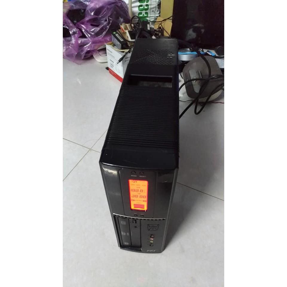 Case fpt elead, main h61, cpu g2020, ram 2g, hdd 250gb Giá chỉ 1.200.000₫