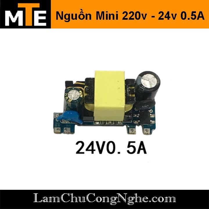 Mạch nguồn siêu mini 220V - 24V 0.5A 1 hàng chân - Module nguồn hạ áp cực nhỏ gọn thích hợp cho các dự án IOT - 22264624 , 1865928718 , 322_1865928718 , 48000 , Mach-nguon-sieu-mini-220V-24V-0.5A-1-hang-chan-Module-nguon-ha-ap-cuc-nho-gon-thich-hop-cho-cac-du-an-IOT-322_1865928718 , shopee.vn , Mạch nguồn siêu mini 220V - 24V 0.5A 1 hàng chân - Module nguồn hạ
