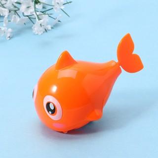 LIVI❤ Cute Cartoon Animal Baby Bath Toys Bathroom Plastic Clockwork Toys