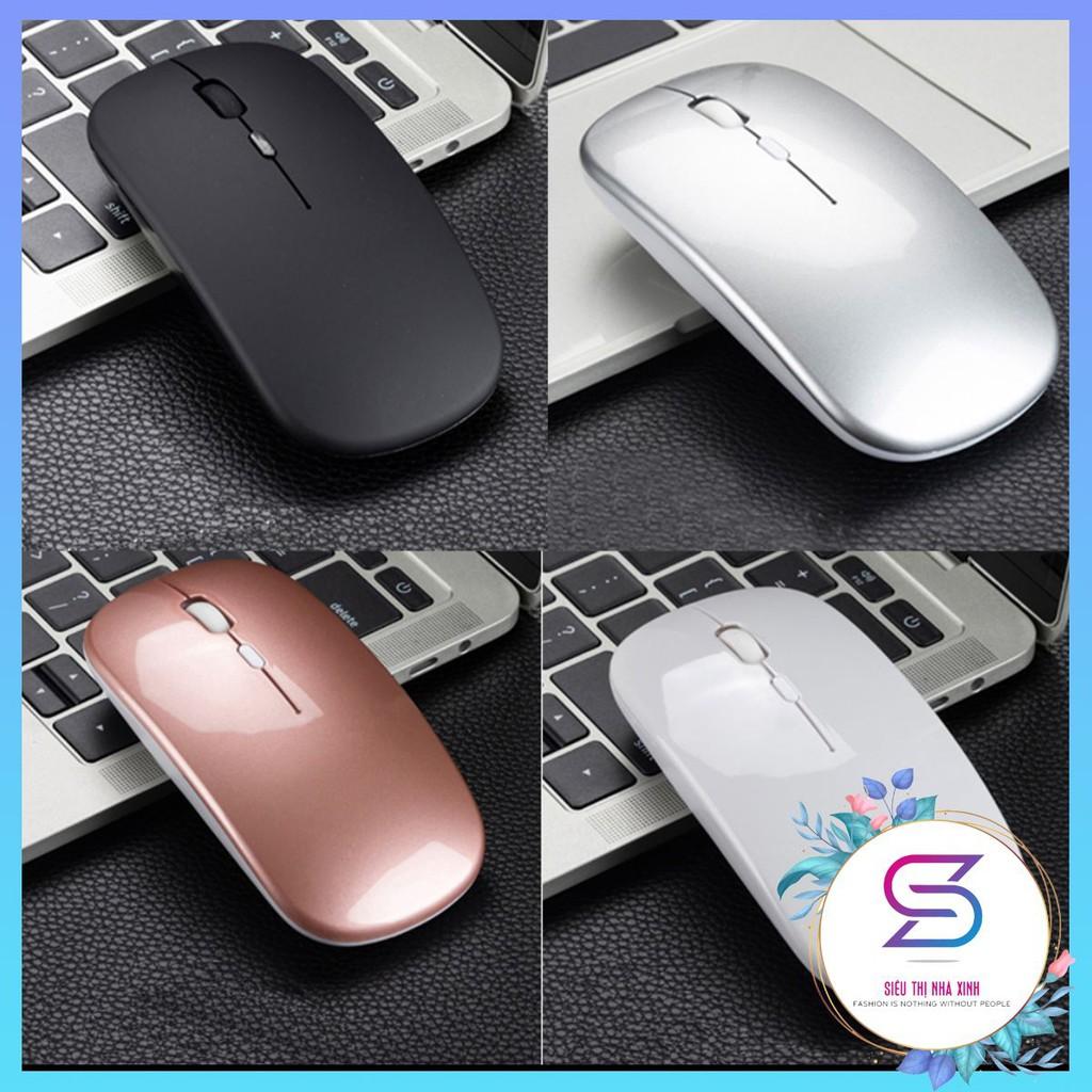 💎HÀNG MỚI 💎 CHUỘT KHÔNG DÂY SẠC ĐIỆN (Wireless Mouse Re-chargeable) KHÔNG DÙNG PIN