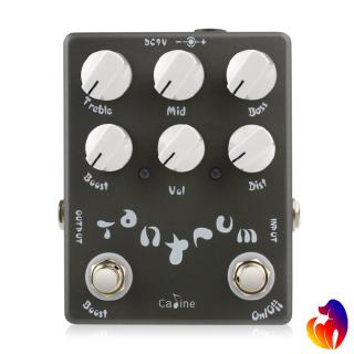 CP-15 Tantrum Heavy Metal Guitar Effects Guitar Stompbox Distortion Mode Pedal String Instrument