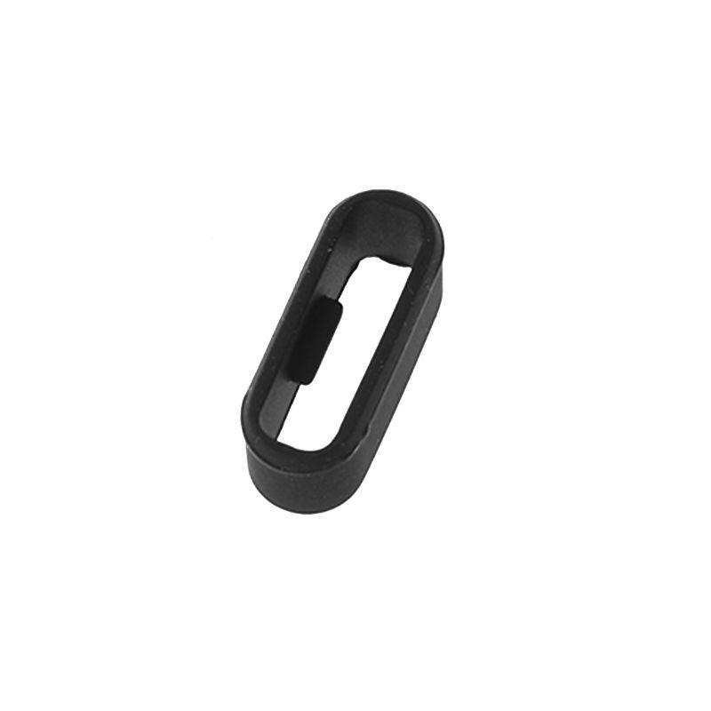 Vòng đai silicon khóa dùng để thay thế cho đồng hồ Garmin vivosmart HR +
