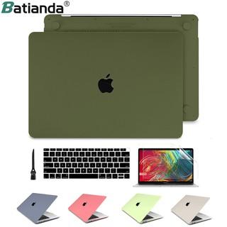 Ốp Batianda cho Macbook Pro Air Touch ID A1932 A2159 A2179 A1706 A2159 A2141 11.6 Inch 12 13.3 15.4 inch 2018-2020 thumbnail