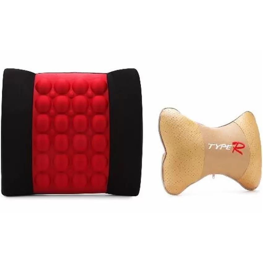 Bộ 1 đệm dựa lưng Massage điện và gối tựa đầu ghế xe bọc nỉ - 2721008 , 116616301 , 322_116616301 , 400000 , Bo-1-dem-dua-lung-Massage-dien-va-goi-tua-dau-ghe-xe-boc-ni-322_116616301 , shopee.vn , Bộ 1 đệm dựa lưng Massage điện và gối tựa đầu ghế xe bọc nỉ