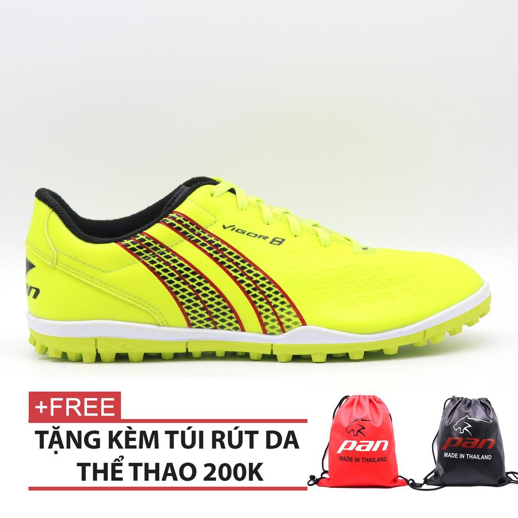 Giày đá banh Pan Thái Lan đế đinh Vygor 8 dạ quang