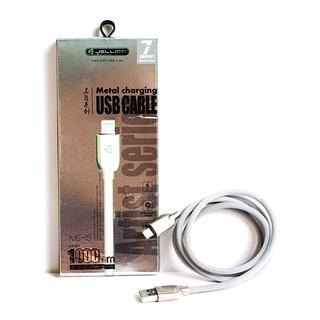 Jellico - Dây cáp sạc Artist Series 1M cổng Lightning - MS15 thumbnail