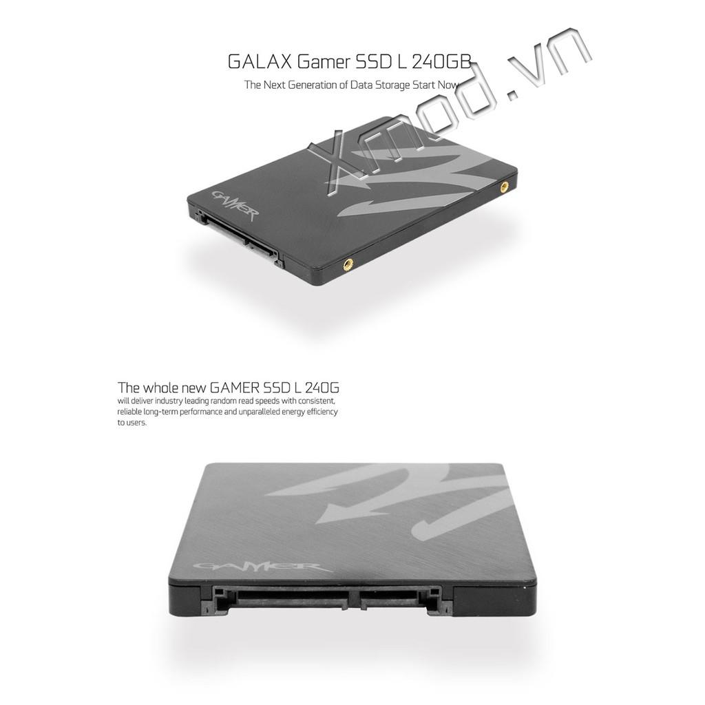 Ổ cứng SSD Gamer L S11 120GB/240GB Giá chỉ 890.000₫