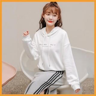💥FREESHIP💥 Áo Hoodie có cổ Nữ đáng yêu phong cách Hàn Quốc cá tính, Chất nỉ – Tặng vòng xinh