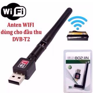 USB thu wifi dùng cho đầu thu HV789s và TS123
