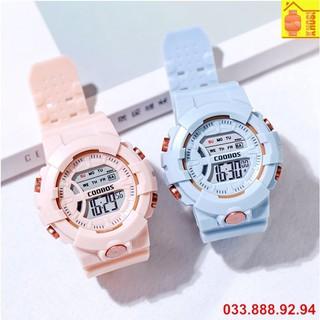 [HOT 2021] - Đồng hồ điện tử chính hãng Coobos cho trẻ em