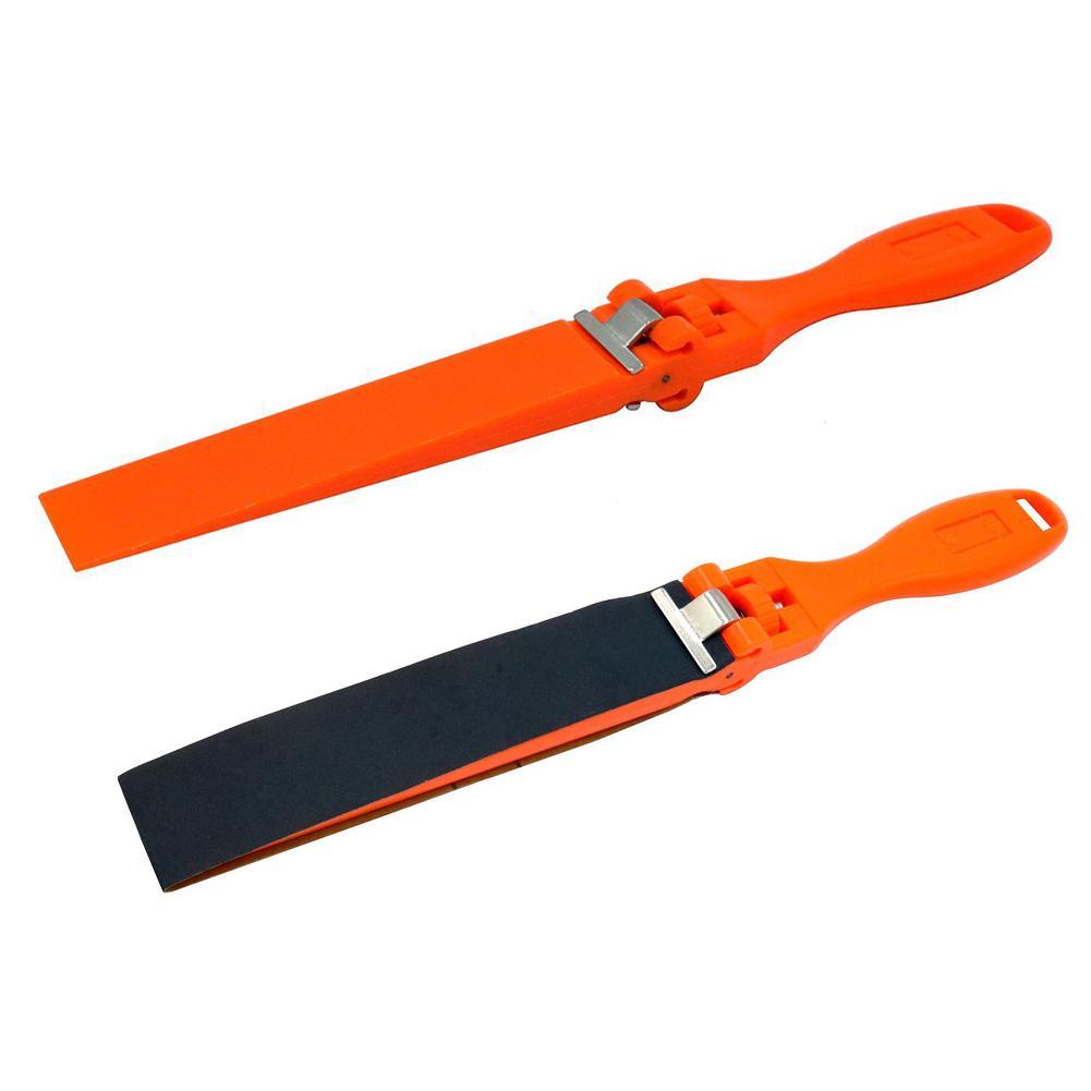 Polishing Rod Roll Stick Sanding Hand Push Manual Clip Guitar Accessory
