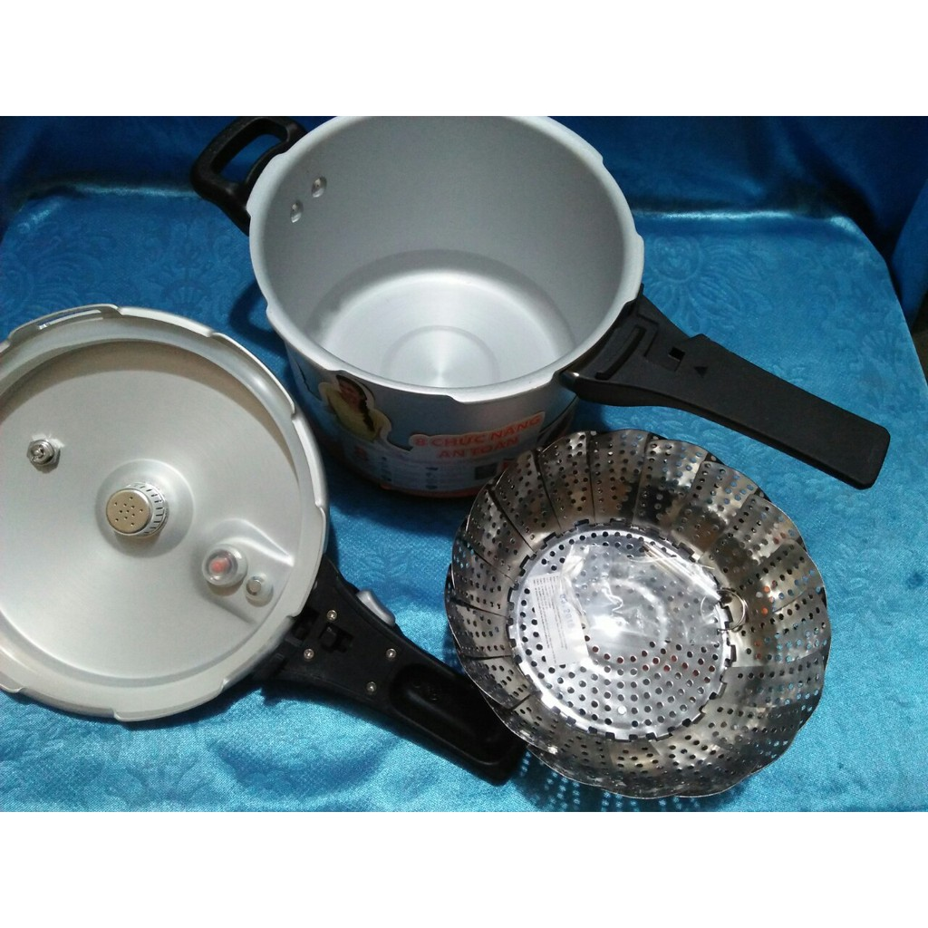 Nồi áp suất Supor oxy hóa mềm YH22N1-22CM ( tặng kèm vỉ hấp) - 3114841 , 1047598995 , 322_1047598995 , 699000 , Noi-ap-suat-Supor-oxy-hoa-mem-YH22N1-22CM-tang-kem-vi-hap-322_1047598995 , shopee.vn , Nồi áp suất Supor oxy hóa mềm YH22N1-22CM ( tặng kèm vỉ hấp)