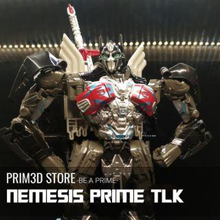 Mô hình Transformers Optimus Prime đen( Nemesis Prime)