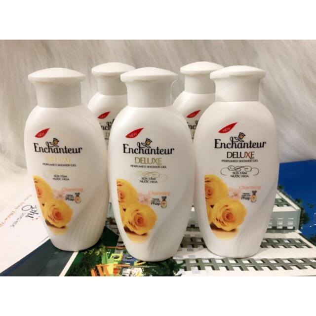 Combo 5 chai sữa tắm enchenter hương nước hoa pháp - 2940799 , 168798996 , 322_168798996 , 100000 , Combo-5-chai-sua-tam-enchenter-huong-nuoc-hoa-phap-322_168798996 , shopee.vn , Combo 5 chai sữa tắm enchenter hương nước hoa pháp