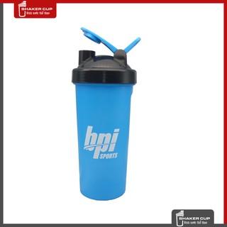 Bình lắc thể thao Shaker Bottle BPI 600ml