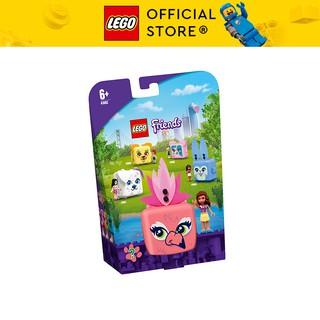LEGO FRIENDS 41662 Hộp Phụ Kiện Hồng Hạc Của Olivia ( 41 Chi tiết)