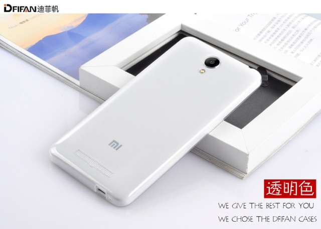 Ốp silicon Xiaomi Redmi Note 2
