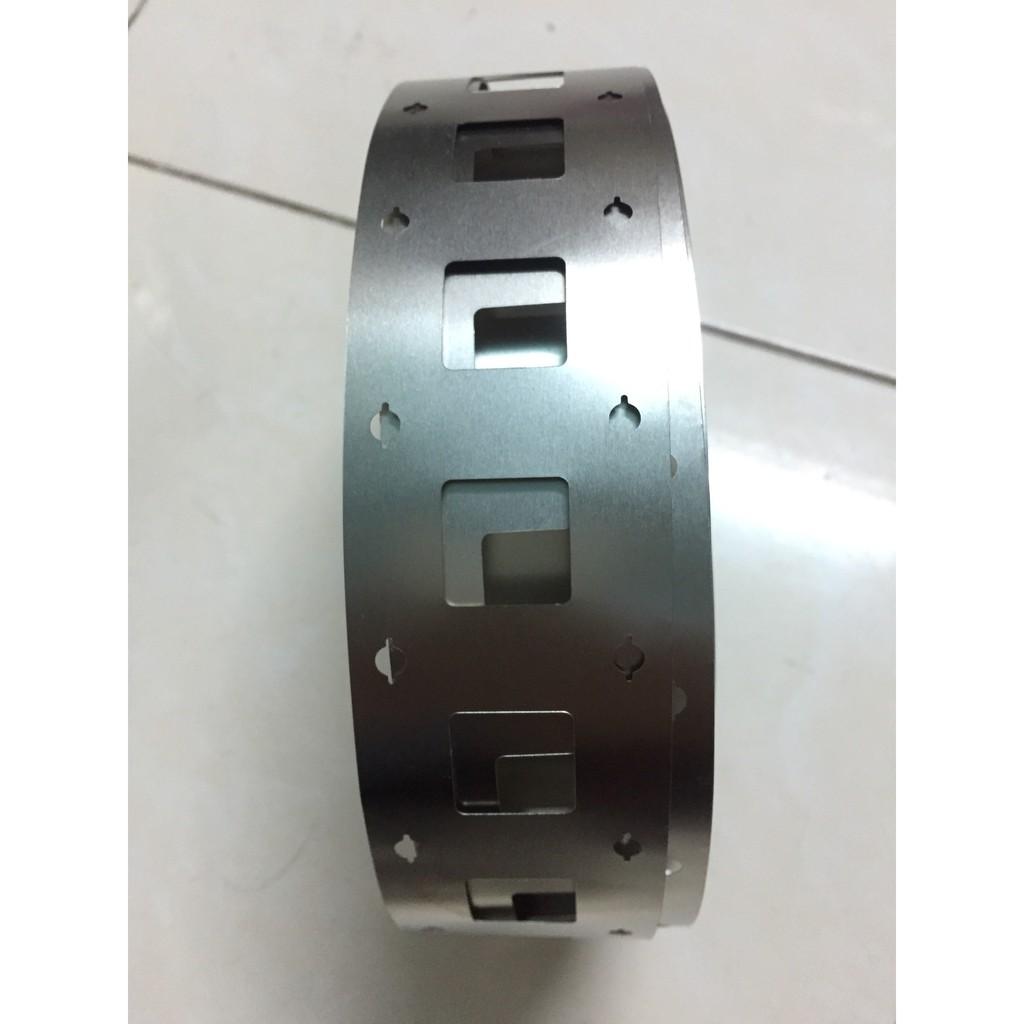Tấm kẽm nối pin lithium- 32650 (sợi kép)
