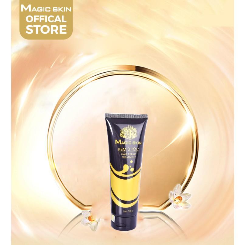 Ủ tóc 🌻FREESHIP🌻 Kem ủ tóc Magic Skin Hair Repair Treatment 300gr