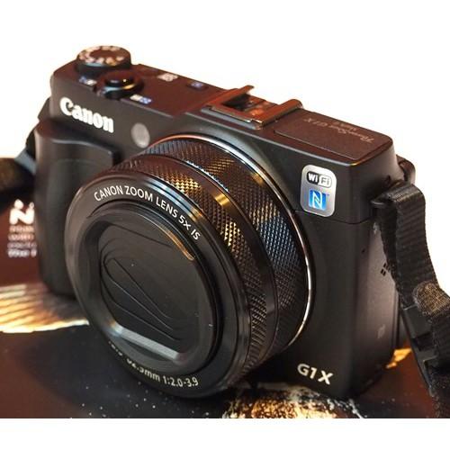 Máy ảnh Canon PowerShot G1 X Mark II - Mới 100% - 23002450 , 1133568099 , 322_1133568099 , 11000000 , May-anh-Canon-PowerShot-G1-X-Mark-II-Moi-100Phan-Tram-322_1133568099 , shopee.vn , Máy ảnh Canon PowerShot G1 X Mark II - Mới 100%
