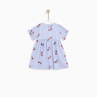 Áo đầm bé gái EMBO STRIPE M.D.K