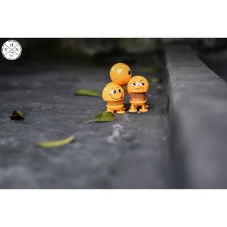 [ FREESHIP TOÀN QUỐC ] Set 3 Thú Nhún Emoji Ngộ Nghĩnh – Lò Xo Bền, Dính Chặt ( Khách Yêu Ghi Chú Chọn Mẫu Nha )