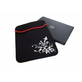 [Mã Elflash5 Giảm 20K Đơn 50K] Túi Chống Sốc Hoa Văn Cho Macbook Pro 14 Inc - Túi Chống Sốc Laptop