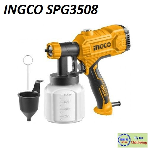 350W Máy phun sơn INGCO SPG3508