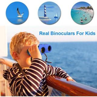 Ống nhòm trẻ em chống sốc Dreamingbox nhỏ gọn - Quà tặng cực thú vị dành cho bé thumbnail