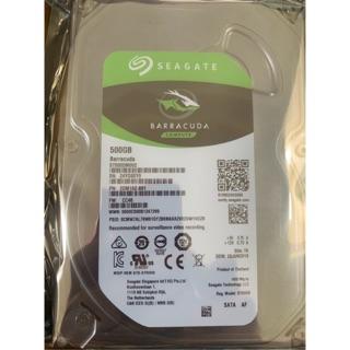 Ổ cứng gắn trong Seagate 500gb sata 3