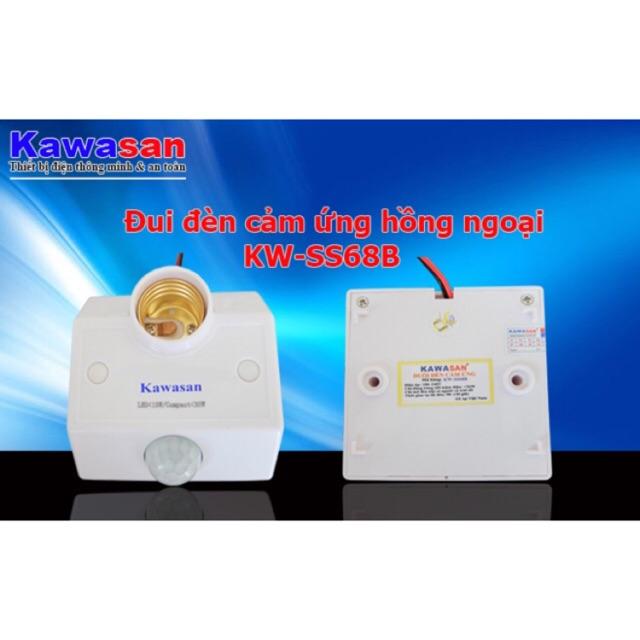 [SALE 10%] Đuôi đèn cảm ứng KW-SS68B