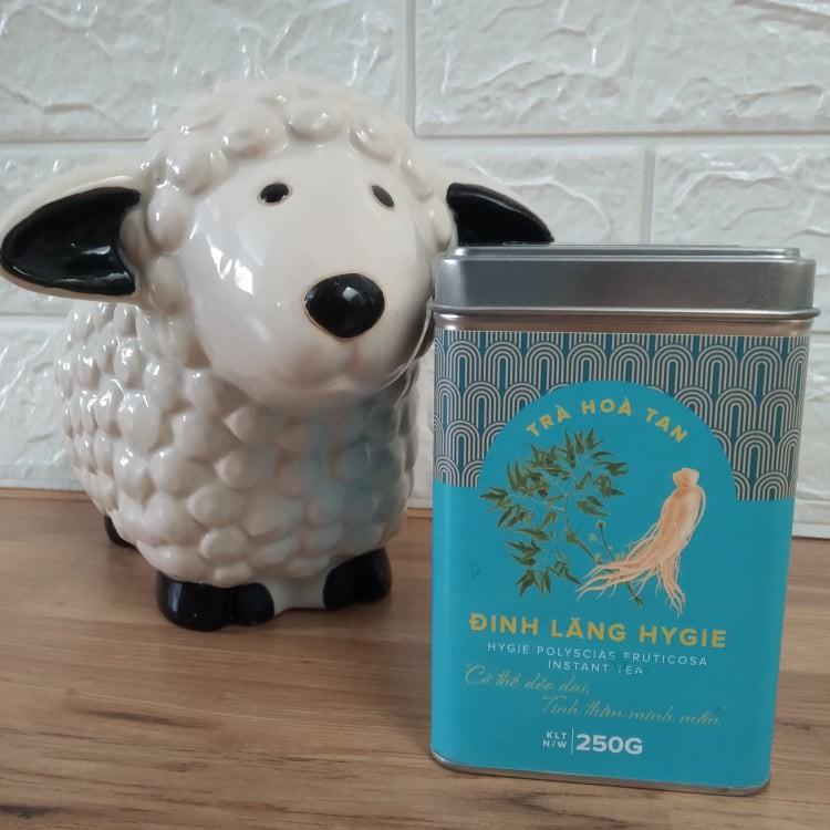 Trà Đinh Lăng Hygie 250gr- Chuyện Nhà Cừu