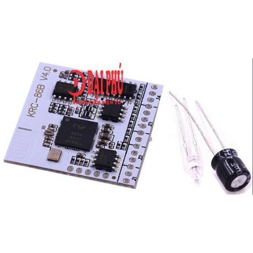Module nhận Bluetooth 4.0 KRC86B stereo audio   Bluetooth 4.0 KRC86B stereo audio receiver module