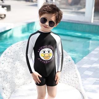 Bộ Đồ Bơi Phong Cách Hàn Quốc Cho Bé Trai