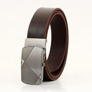 Thắt lưng da bò khóa lăn Anh Tho Leather - SML02 thumbnail