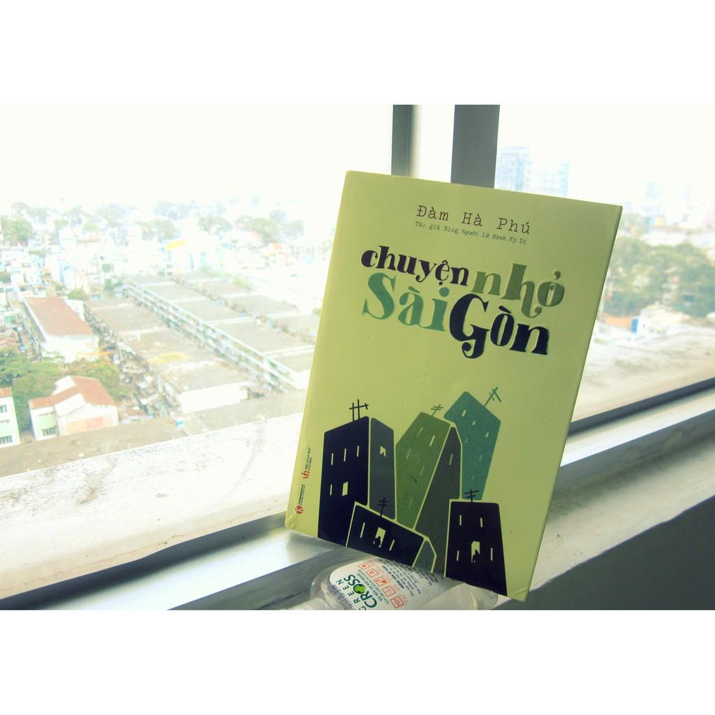 Sách - Chuyện Nhỏ Sài Gòn