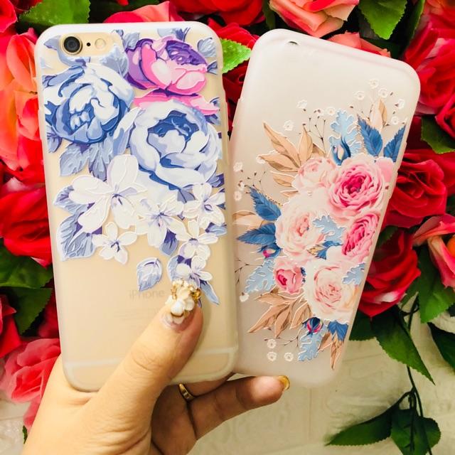 Ốp hoa châu âu iphone 6 6plus