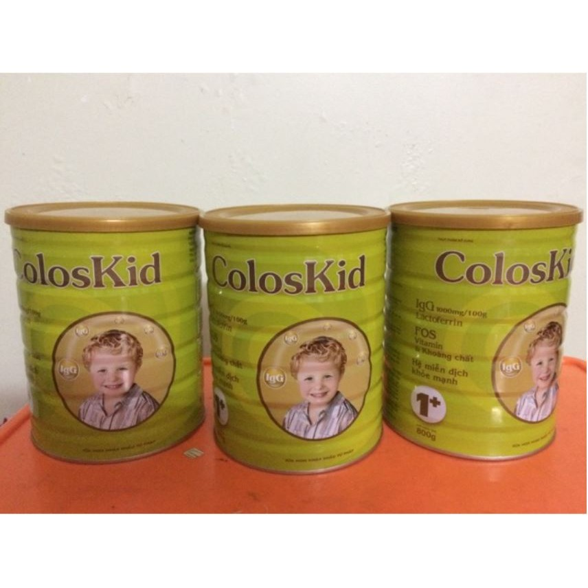 Sữa non coloskid cho trẻ 1-3 tuổi hộp 400g