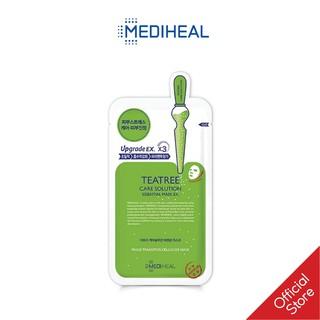 Hình ảnh Mặt Nạ Tinh Chất Tràm Trà Ngăn Ngừa Mụn Mediheal Tea tree Care Solution Essential Mask Ex 24ml-0