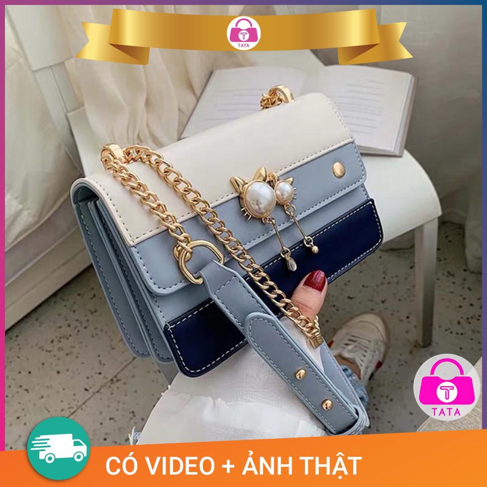 Túi Đeo Chéo Nữ 🔥Freeship 50k🔥-Túi Xách Nữ Đeo Chéo VICOTA New Style 2020 Siêu Dễ Thương TX08