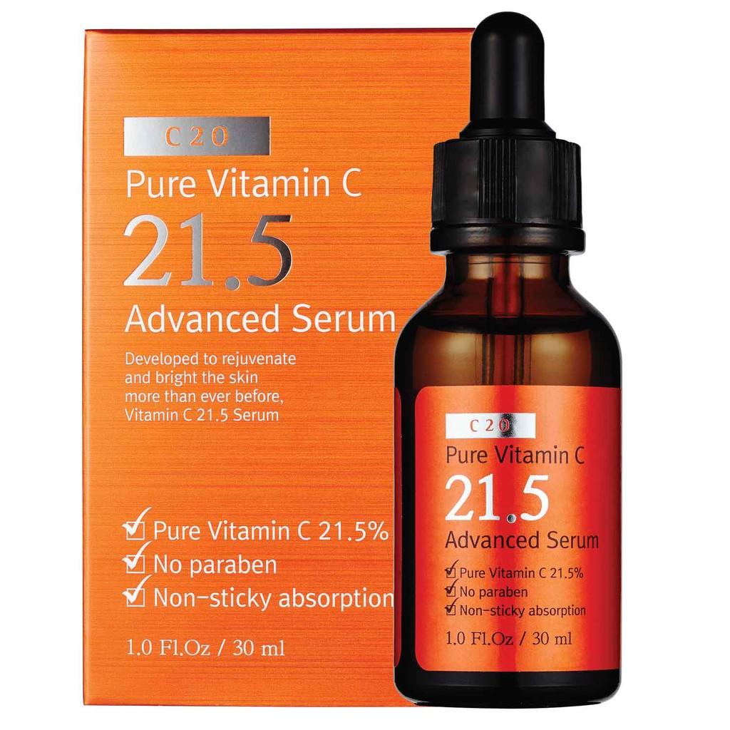 Serum Vitamin C 21.5 - 2964180 , 154758626 , 322_154758626 , 320000 , Serum-Vitamin-C-21.5-322_154758626 , shopee.vn , Serum Vitamin C 21.5