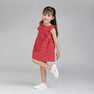 Đầm váy xòe BAA BABY bèo nhún ngực cho bé gái - GT-AD03C thumbnail
