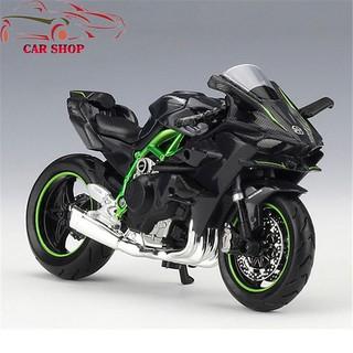 Mô hình xe Kawasaki H2R